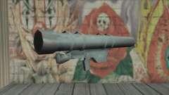 Lanzador de cohetes