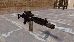 Fusil automático FAL FN DSA para GTA 4