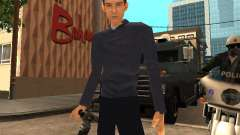 Peter Parker desde el juego Spider-Man 2 para GTA San Andreas
