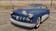 Mercury Lead Sled Custom 1949 para GTA 4