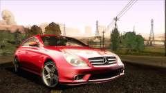 Mercedes-Benz CLS 63 AMG 2008