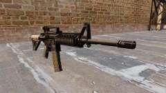 Automático carabina M4 Chris Costa para GTA 4