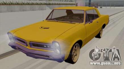 Pontiac GTO hardtop 1965 para GTA San Andreas