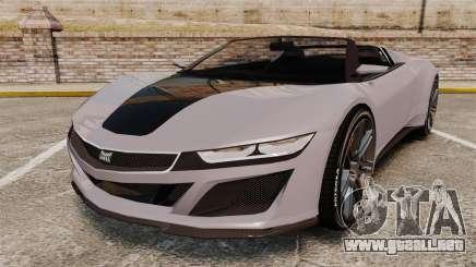 GTA V Dinka Jester Rodster para GTA 4