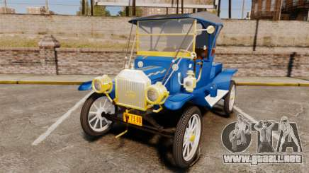 Ford Model T 1912 para GTA 4