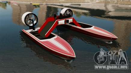 Catamarán-Jetmax Aero- para GTA 4