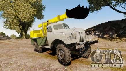 ZIL-157 GVK-32 para GTA 4