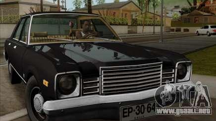 Dodge Aspen para GTA San Andreas