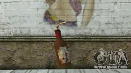 Cócteles Molotov Postal 3 para GTA San Andreas