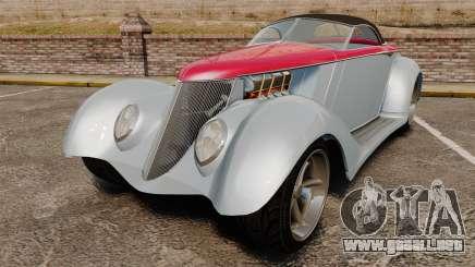 Ford Roadster 1936 Chip Foose 2006 para GTA 4