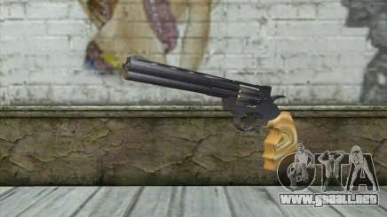 Black 44Magnum para GTA San Andreas