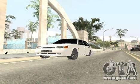 De los FLOREROS 2114 Avtosh para GTA San Andreas