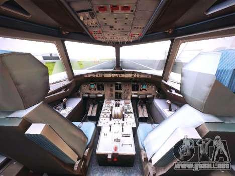 Airbus A320 Cebu Pacific Air para el motor de GTA San Andreas