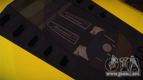 Lamborghini Huracane LP 610-4 V2.0 para la visión correcta GTA San Andreas