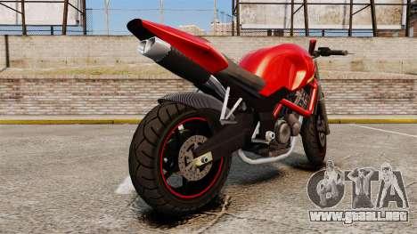 GTA V Pegassi Ruffian [Update] para GTA 4 visión correcta