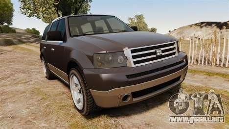 Dundreary Landstalker new wheels para GTA 4