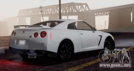 Currently ENB 2.0 SA:MP version para GTA San Andreas segunda pantalla