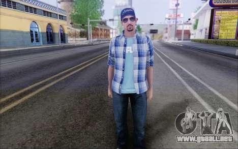Jimmy Boston para GTA San Andreas segunda pantalla