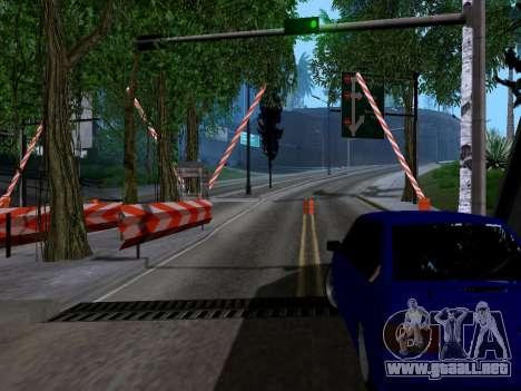 Customs Los Santos, San Fierro v2.0 para GTA San Andreas tercera pantalla