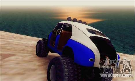GAS M20 Monstruo para GTA San Andreas left