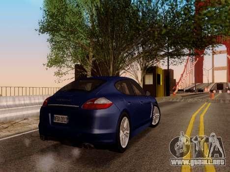 Costumbres SF-LV para GTA San Andreas segunda pantalla