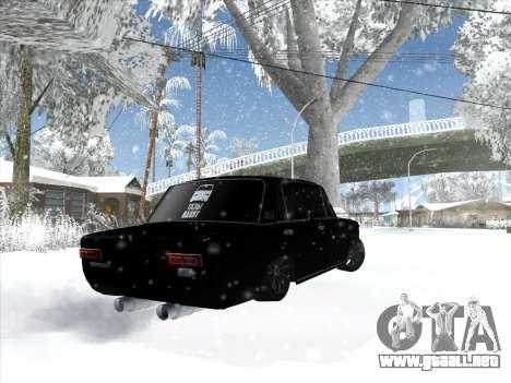 ВАЗ 2101 Optimización de Estilo para GTA San Andreas