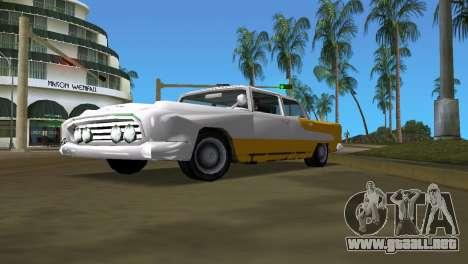 Oceánica con mejor textura para GTA Vice City vista lateral izquierdo
