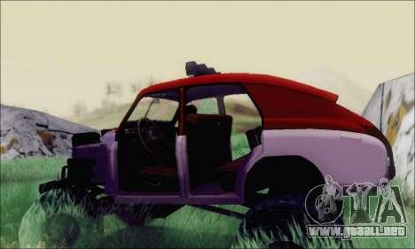 GAS M20 Monstruo para la visión correcta GTA San Andreas
