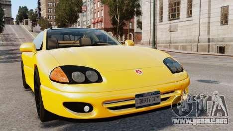 Dodge Stealth Turbo RT 1996 para GTA 4