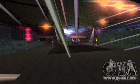 Retexture Jizzy, Alhambra, Pig Pen para GTA San Andreas segunda pantalla
