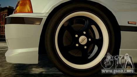 BMW M3 E36 328i para GTA 4 visión correcta