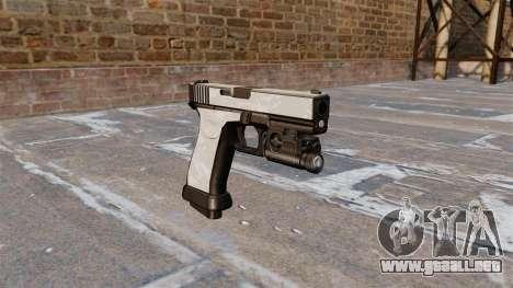 La pistola Glock 20 ACU Digital para GTA 4