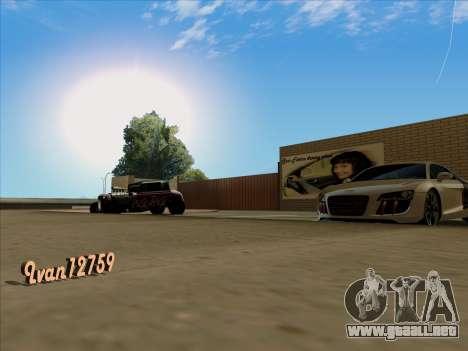 Actualizado texturas de la escuela de conducción para GTA San Andreas