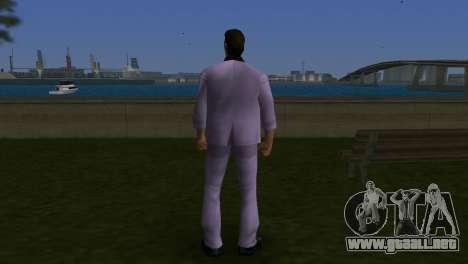 Traje Rosa para GTA Vice City segunda pantalla