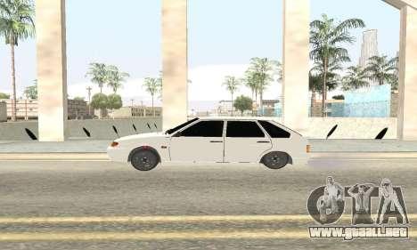 De los FLOREROS 2114 Avtosh para la visión correcta GTA San Andreas