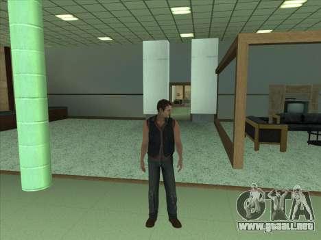 Daryl Dixon para GTA San Andreas tercera pantalla