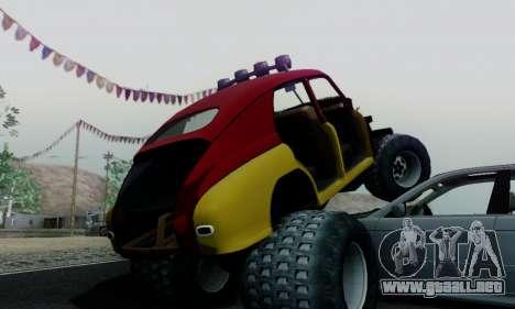 GAS M20 Monstruo para visión interna GTA San Andreas