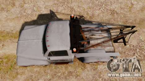 GTA IV TLAD Vapid Tow Truck para GTA 4 visión correcta
