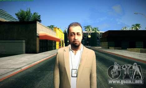 Dave Norton из GTA V para GTA San Andreas