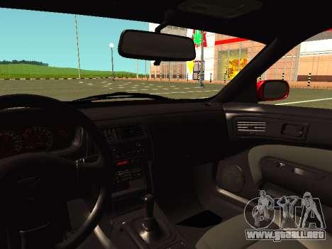 Nissan Silvia S14 Zenki para GTA San Andreas vista hacia atrás