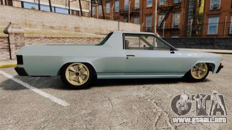 GTA V Cheval Picador para GTA 4 left