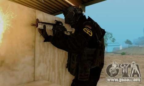 Kopassus Skin 3 para GTA San Andreas