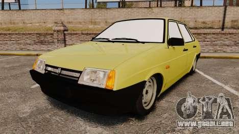 VAZ-Lada 21099 Satélite para GTA 4