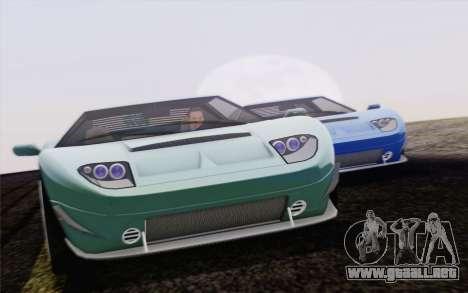 Insulso Bullet GT из GTA 5 para GTA San Andreas