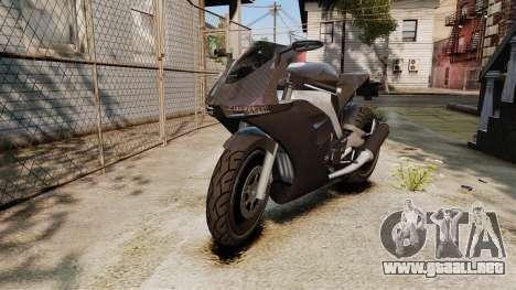 GTA V Nagasaki Carbon RS para GTA 4