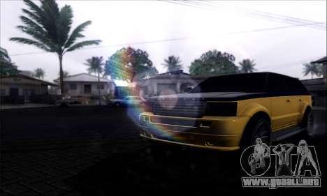 Lensflare By DjBeast para GTA San Andreas