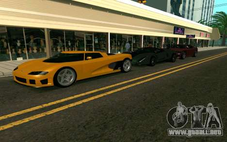 GTA V Entity XF para GTA San Andreas left