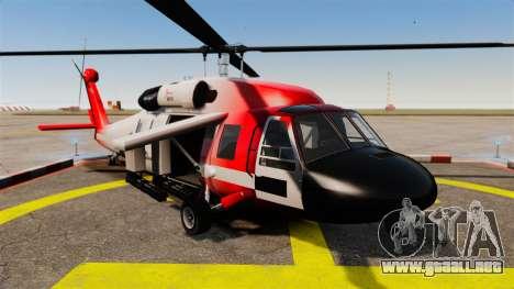 Annihilator U.S. Coast Guard HH-60 Jayhawk para GTA 4