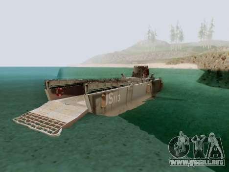 Landing Craft para GTA San Andreas