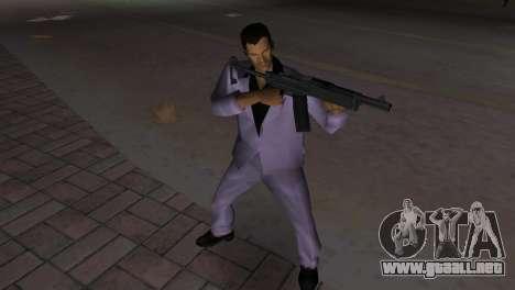 Traje Rosa para GTA Vice City sucesivamente de pantalla